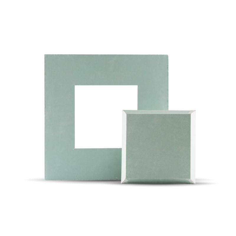 trappe de visite mod le plaque de pl tre 30x30. Black Bedroom Furniture Sets. Home Design Ideas