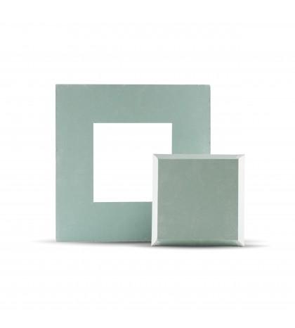 trappe de visite mod le plaque de pl tre 60x60. Black Bedroom Furniture Sets. Home Design Ideas