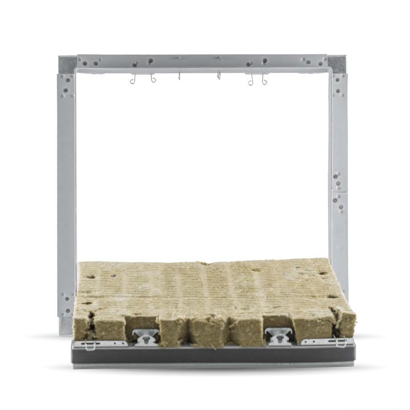 trappe de visite ei90 pour mur r sistant au feu mod le. Black Bedroom Furniture Sets. Home Design Ideas
